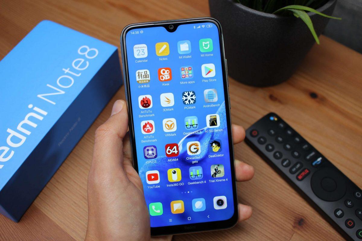 Xiaomi Redmi Note 8 – Lista dos melhores preços!